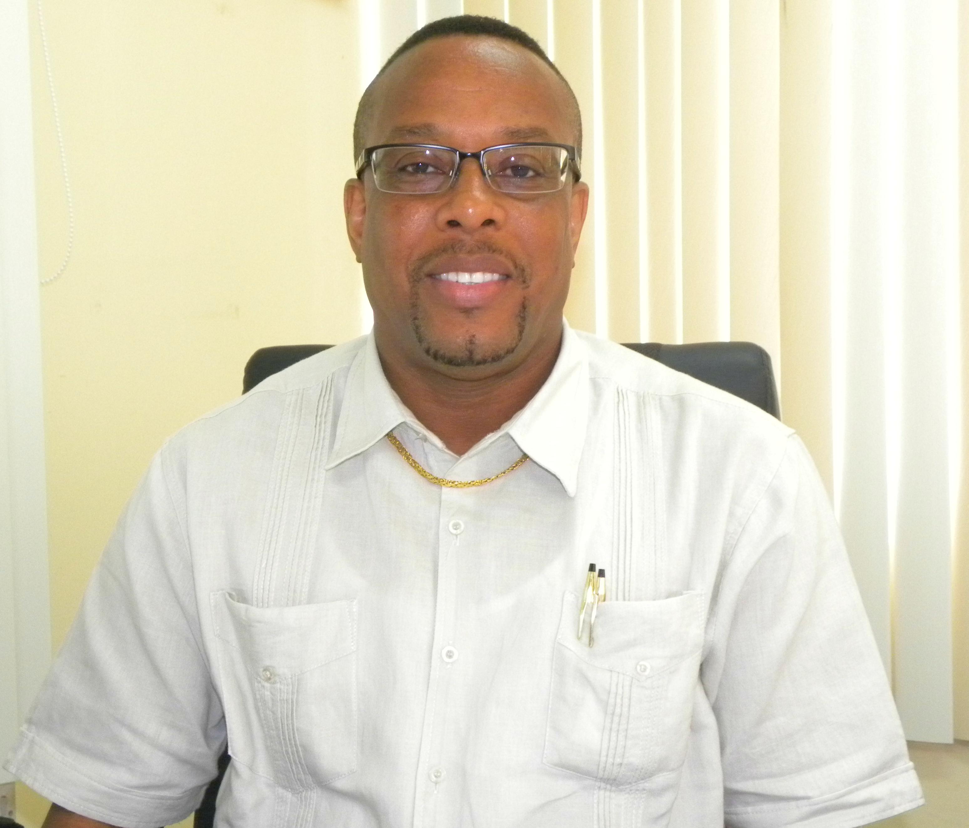 Mr. Kenneth Jordan, PS