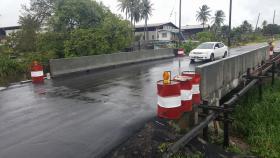 Good Hope Bridge Reopens.