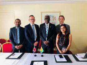 Guyana signs Air Services Agreement with 16 States