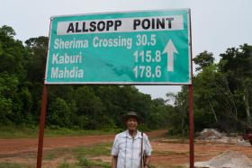 MPI erects new signage for Allsopp's Point