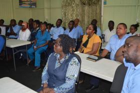 MARAD hosts domestic violence awareness forum f...