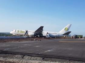 Fly Jamaica flight makes emergency landing at CJIA